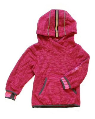 B´REP Fleece-Hoody, 513500, virtual pink