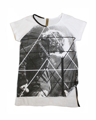 "T-Shirt ""triangles"""