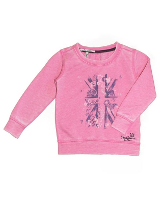 """Fiona Kids"" Sweat PG5802811 sundae pink"