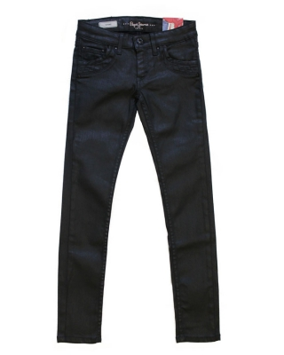"""Rippler'""skinny Jeans, PG 210305 metal black"