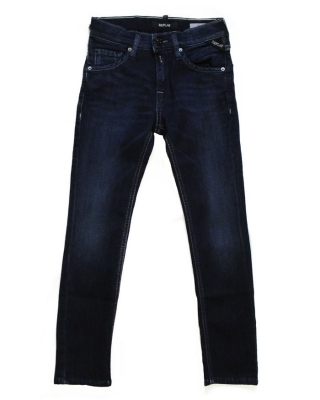 Boy-Jeans dark blue, SB9011.082.2172003.001, Knitted Denim