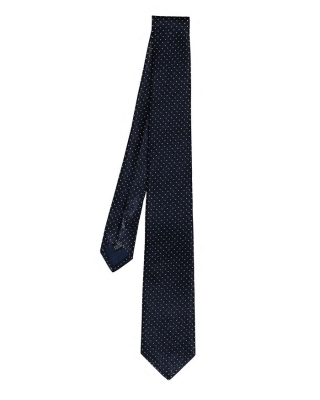Windsor Tie boy woven dunkelblau  kids