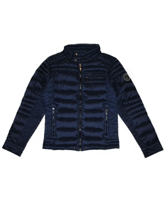 "Biker Jacket ""Charles"" navy"