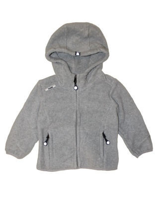 B´REP Fleecejacke, 565502/075, light grey