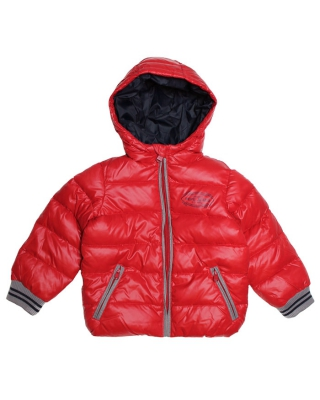 """Jerome"" Daunenjacke, PB400388, red"