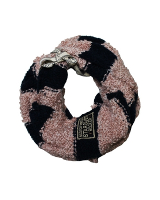 Wool mix tunnel scarf 126864/1554-08.70403/A