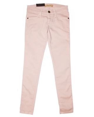 """CUPIDO"" 5-pocket jegging rosé"