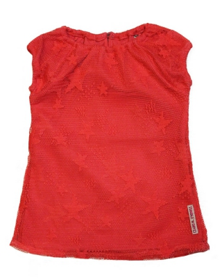 "Dress ""Ceri"" rouge red"