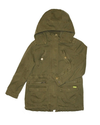 "Parka ""Glorie jr"" army"