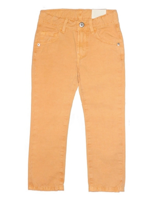 "Jeans ""HELL-GAB-911"" orange"